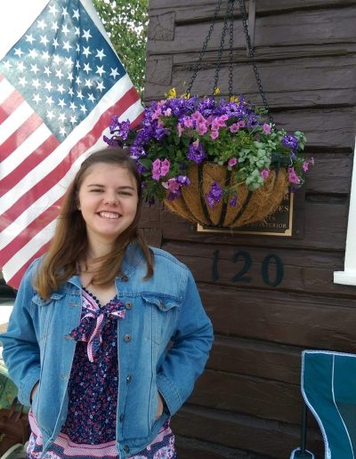 Jenny Waldeck - 4th of July