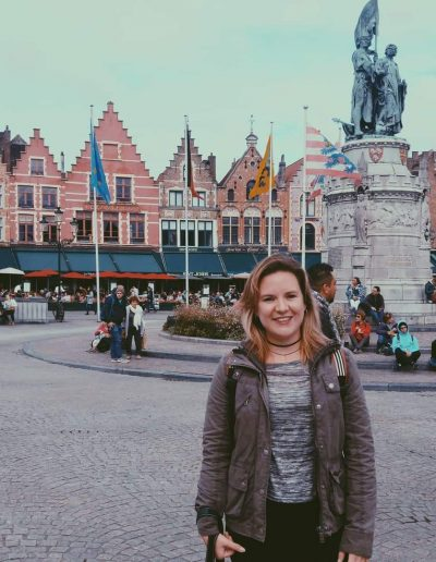Kelly-Lee Crause - Belgium and cultural exchange, with friends